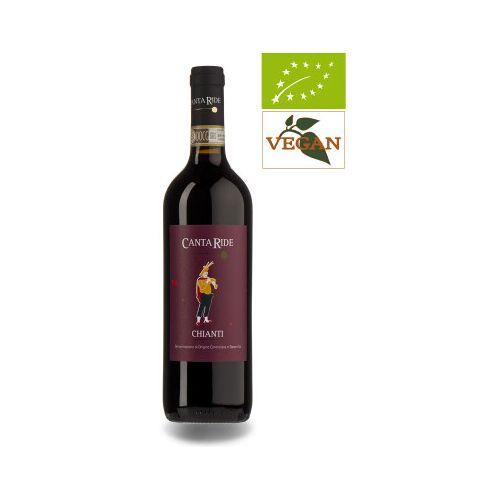 Bio-Weinkiste CantaRide Chianti DOCG 2019 Rotwein Bio