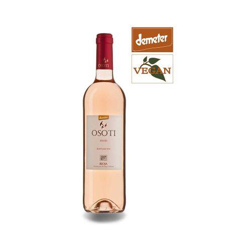 Bio-Weinkiste Rioja Osoti Rosado, DO Rioja 2020 Rosé Biowein