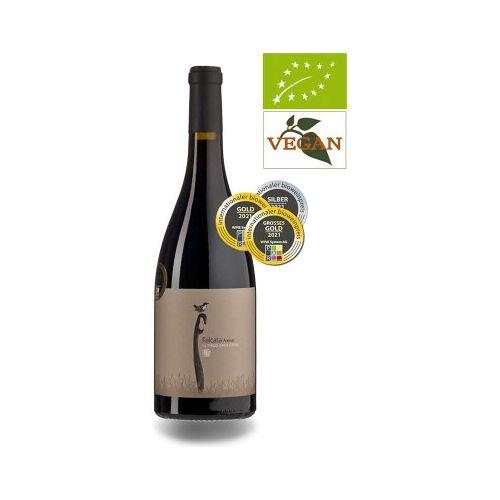 Bio-Weinkiste Falcata Arenal 'Vino de Autór', D.O. Valencia 2015 Rotwein Biowein