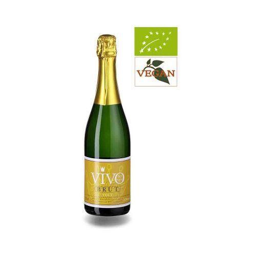 Bio-Weinkiste VivoLoVin brut Sekt Schaumwein Bio