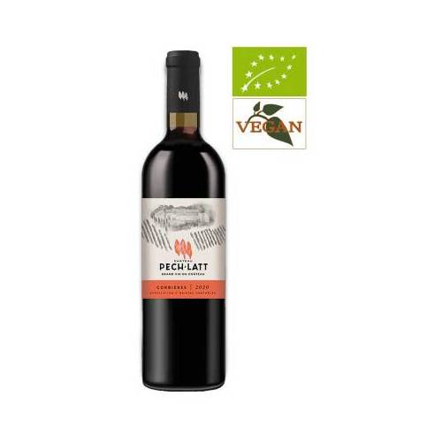 Bio-Weinkiste Chateau Pech-Latt rouge, AOC Corbieres 2019 Rotwein Bio