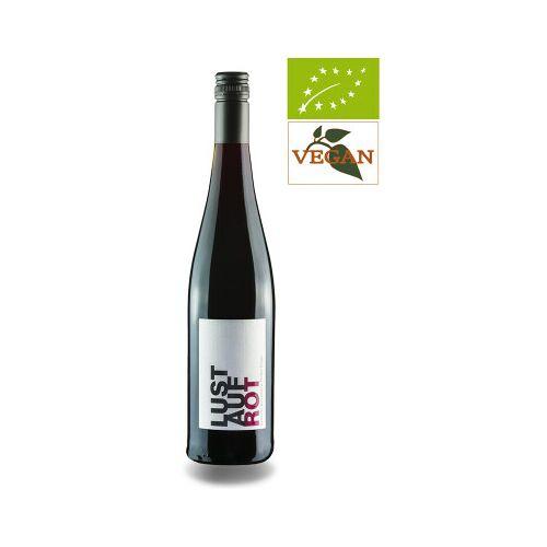 Bio-Weinkiste Lust auf Rot Rotweincuvée feinherb QbA Baden 2017 Rotwein Bio