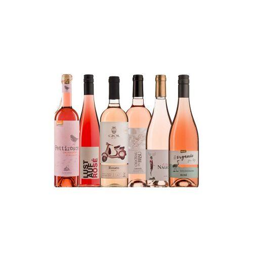 Bio-Weinkiste Bio Roséweine - Probierkiste / 6 Flaschen