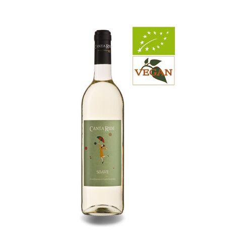 Bio-Weinkiste CantaRide Soave DOP Soave 2020 Weißwein Bio