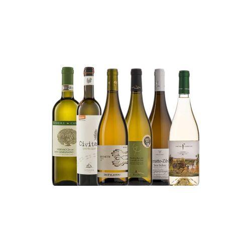 Bio-Weinkiste Bio- Weißweinkiste Italien / 6 Flaschen