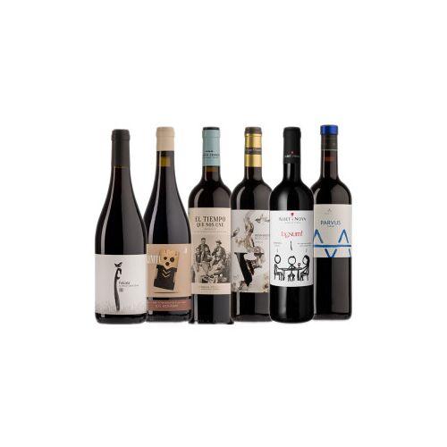 Bio-Weinkiste Bio- Rotweinkiste Spanien / 6 Flaschen