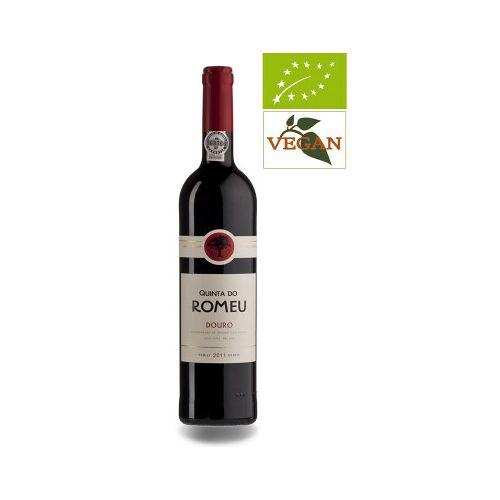 Bio-Weinkiste Quinta do Romeu Douro Colheita DOC Douro 2017 Rotwein Bio
