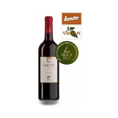 Bio-Weinkiste Osoti Rioja Joven D.O.Ca. Rioja 2020 Rotwein Biowein