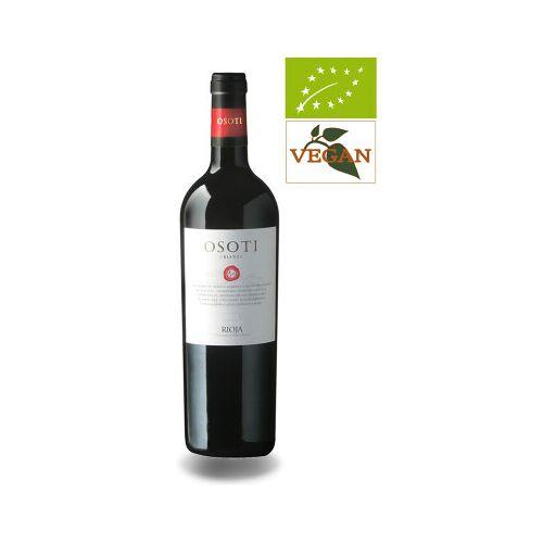 Bio-Weinkiste Rioja Osoti Crianza DO Rioja 2017 Rotwein Biowein