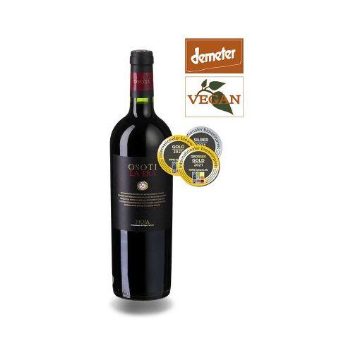 Bio-Weinkiste Osoti Rioja Vina La Era, DO Rioja 2017 Rotwein Biowein