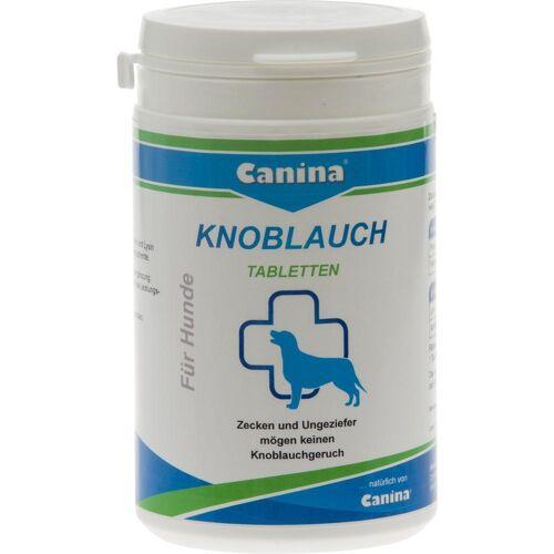 Canina pharma GmbH Canina Knoblauch Tabletten für Hunde