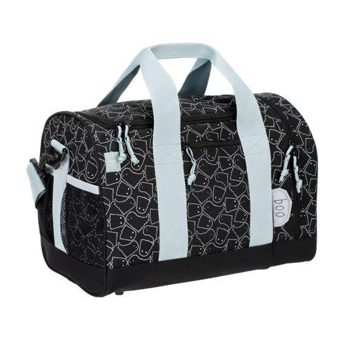 LÄSSIG Sporttasche Mini Sportsbag Spooky Black