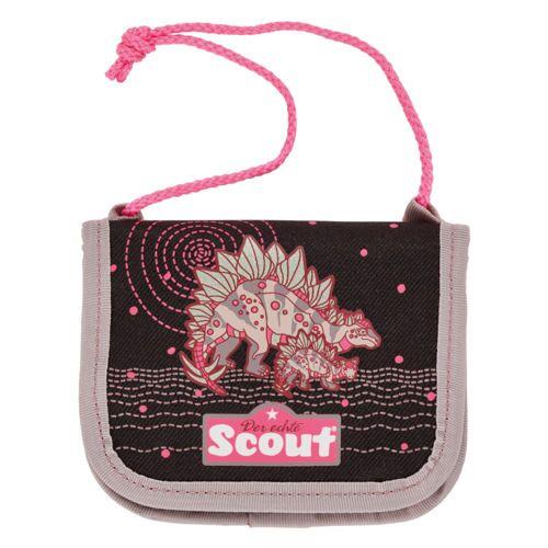 Scout Brustbeutel Pink Dino