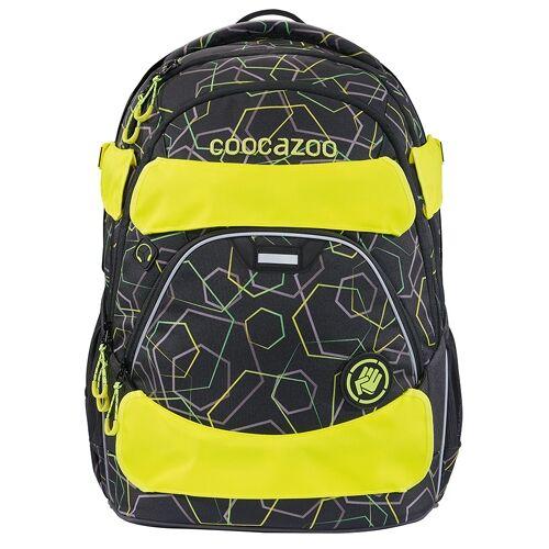Coocazoo Rucksacküberzug Neon Pull Over Set GuardPart Neon Gelb