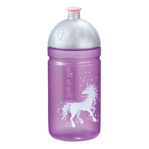 Step by Step Trinkflasche Unicorn