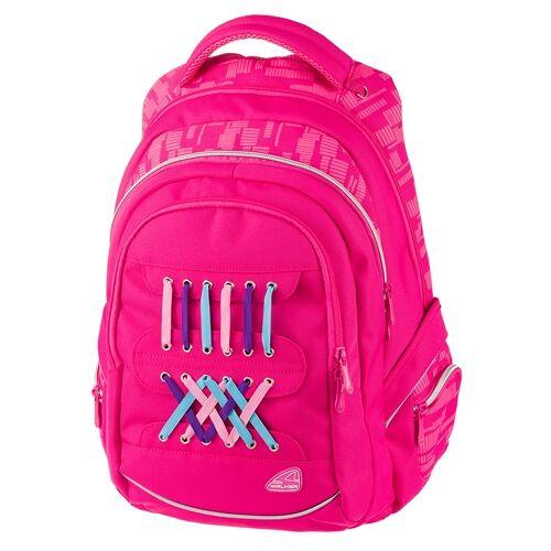 Walker Schulrucksack Fame Laces Pink