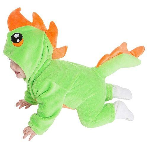 Corimori Onesie Jumpsuit Kostüm 70 bis 90cm Byte der Dinosaurier