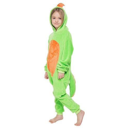Corimori Onesie Jumpsuit Kostüm 110 bis 130cm Byte der Dinosaurier