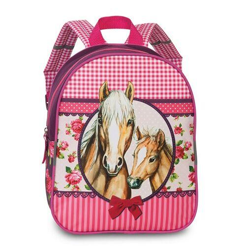 Lizenz Lizenz Kinderrucksack Pferde