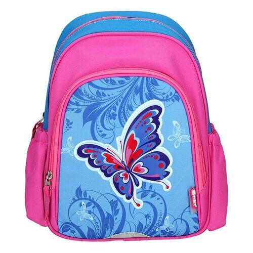 SPIRIT Kinderrucksack Uno Butterfly Blue