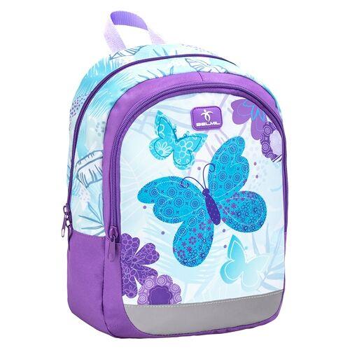 Belmil Kinderrucksack Kiddy Butterfly