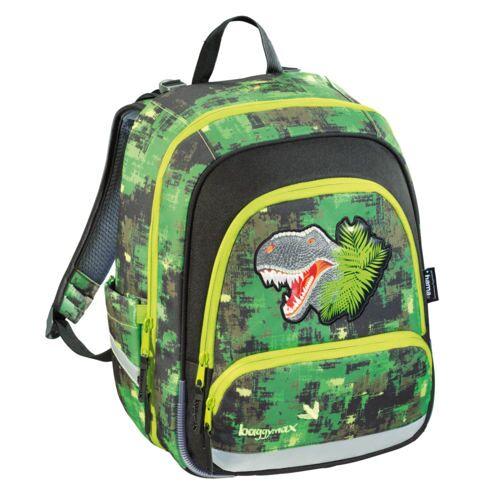 Baggymax Rucksack Speedy Green Dino