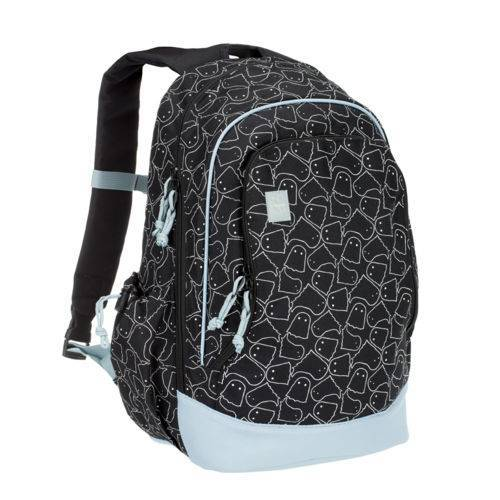 LÄSSIG Kinderrucksack Big Backpack Spooky Black