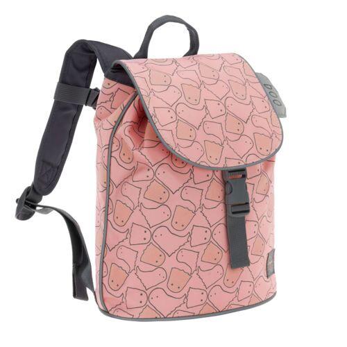 LÄSSIG Kinderrucksack Mini Duffle Backpack Spooky Peach