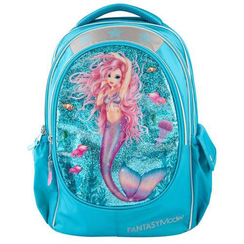 Lizenz TOPModel Schulrucksack Fantasy Mermaid
