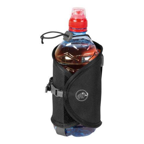 Mammut Flaschenhalter Add On Bottle Holder Black