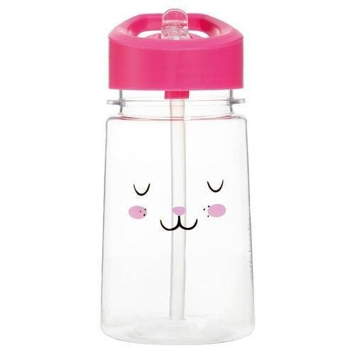 Aladdin Zoo Flip and Sip Trinkflasche Kids Hase