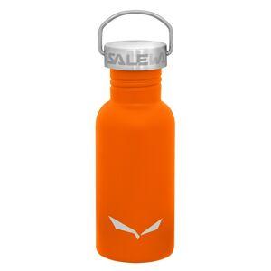 Salewa Aurino Stahl Trinkflasche 500ml Orange