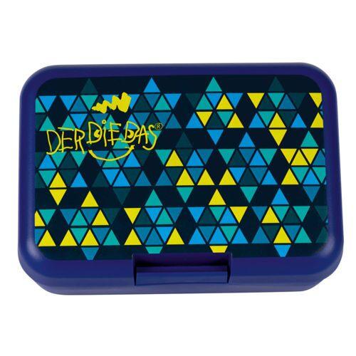 DerDieDas Essbox Blau