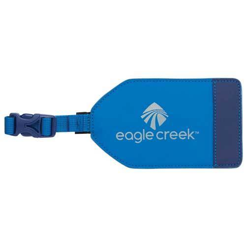 Eagle creek Adressschild Bi Tech Luggage Tag Cobalt