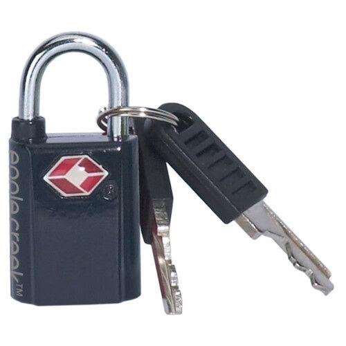 Eagle creek Mini Key TSA Schloss Graphite