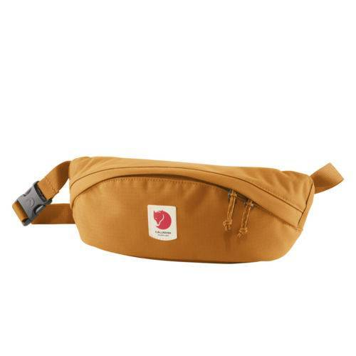 fjaell raeven Bauchtasche Ulvö Hip Pack Medium Red Gold