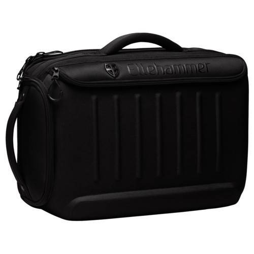Ellehammer Laptoprucksack Soft Convertible Pack Black