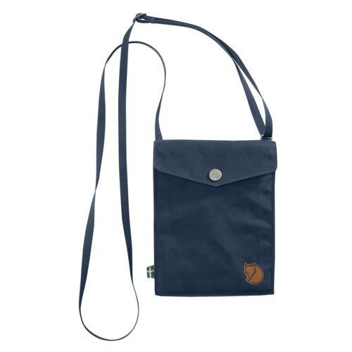 fjaell raeven Tasche Pocket Navy