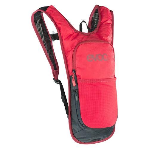 EVOC Fahrradrucksack CC 2 Red