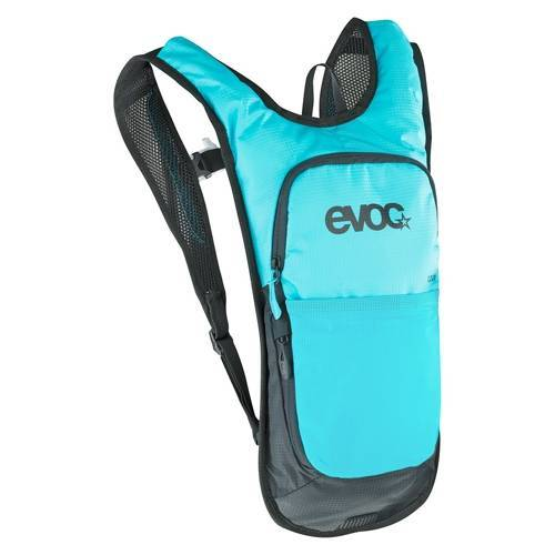 EVOC Fahrradrucksack CC 2 Neon Blue
