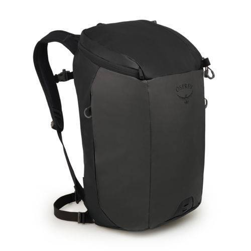 Osprey Rucksack Transporter Zip Top Black