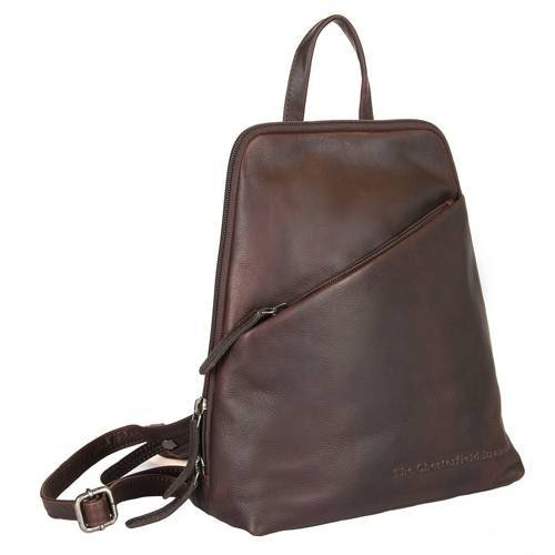The Chesterfield Brand Rucksack Claire Brown