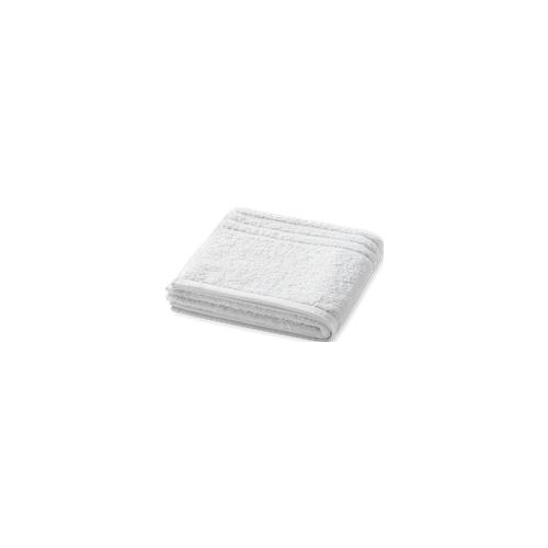 Schiesser Handtuch Struktur 50x100 weiß - SCHIESSER Home 50*100