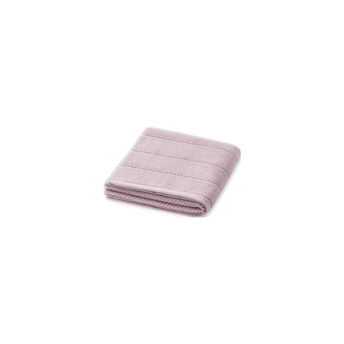 Schiesser Handtuch Streifen 50x100 lavendel - SCHIESSER Home 50*100