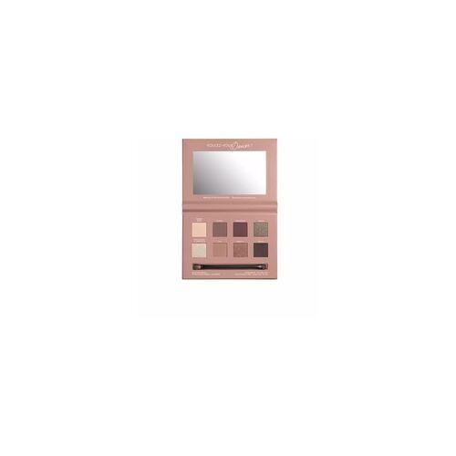 Bourjois PALETTE YEUX #01-place de l´opéra-rose nude edition