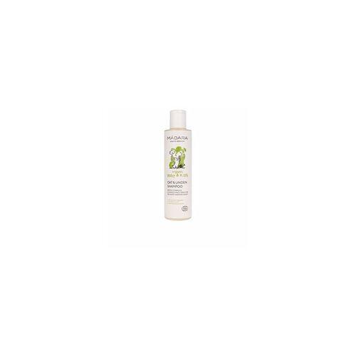 Mádara Organic Skincare BABY&KIDS oat&linden shampoo 200 ml