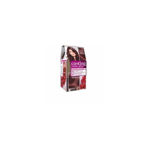 L'Oréal Paris CASTING CREME GLOSS -castaño rojizo