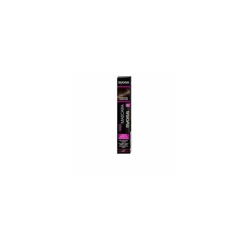 Syoss HAIR MASCARA cobertura temporal #castaño oscuro 16 ml