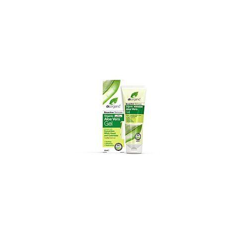 Dr. Organic ALOE VERA gel con pepino y caléndula 200 ml