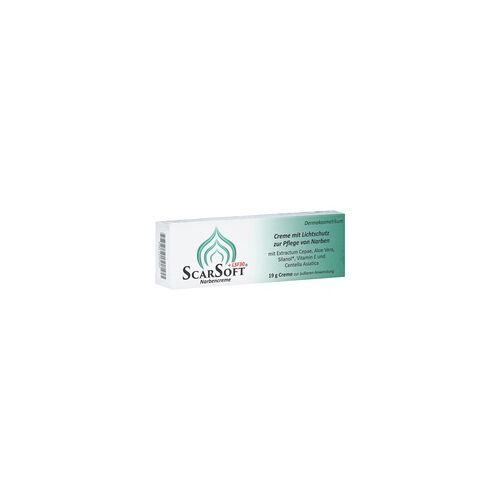 Laves-Arzneimittel GmbH SCARSOFT LSF 30 Narbencreme 19 Gramm